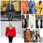 Модная верхняя одежда (пальто, куртки, пуховики) осень/зима 2016/2017 (цвета, стили, фасоны)