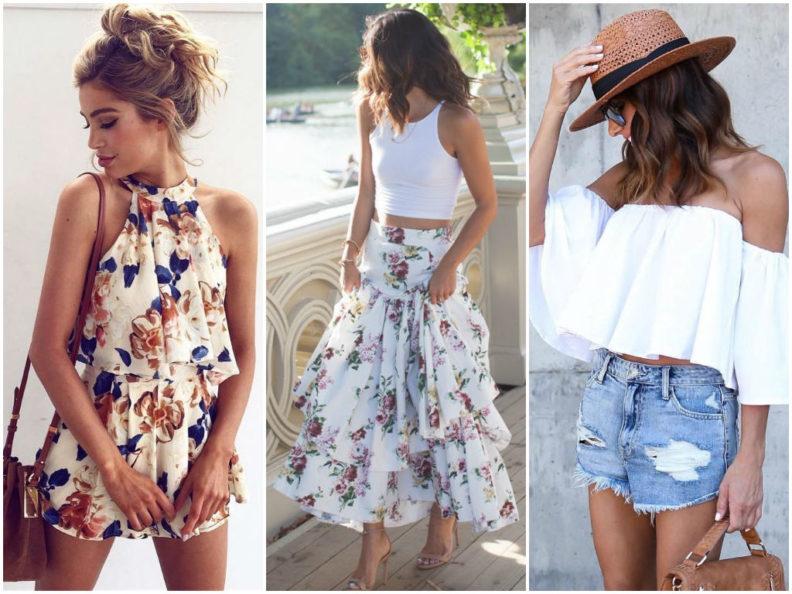 Как выбрать модный образ на лето 2020