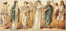 Появление одежды в истории человечества
