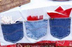 Что можно сделать из старых джинсов — 30 идей из старых джинсов своими руками Своими руками рукоделие творчество дизайн — интерьер, мебель, декор, одежда, аксессуары, хобби, для детей — идеи и мастер классы