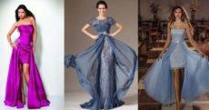 Самые модные платья на выпускной 2017 – лучшие фасоны и модели