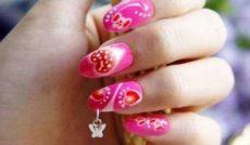 Пирсинг ногтей: украшения для пирсинга