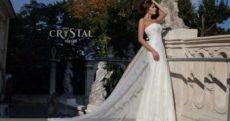 Свадебные платья Crystal Design: новая коллекция