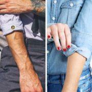 Как закатать рукава на рубашке: 5 варианта