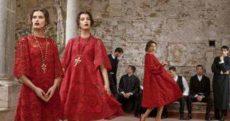 Платья Дольче Габбана (Dolce&Gabbanа): вечерние, свадебные, детские