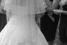 Фата свадебная: красивые короткие, длинные, пышные фаты (фото)