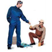 Мужские комбинезоны – спецодежда, незаменимая для рабочих