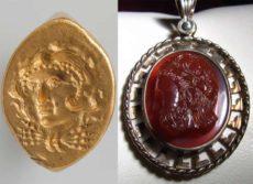 Новости : Какие украшения из золота носили древние греки