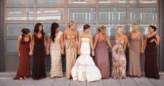 Праздничные платья для женщин на свадьбу: вечерние, нарядные, стильные модели