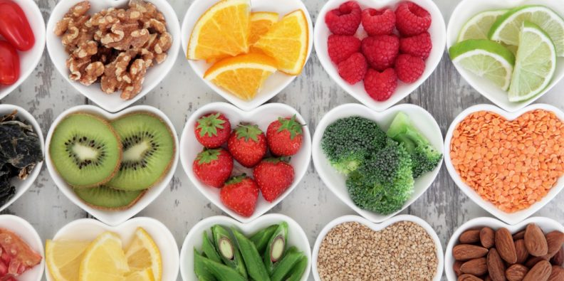 Принципы построения здорового питания